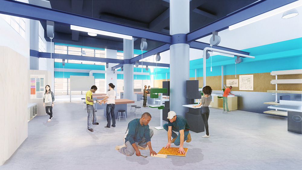 The Road Less Taken: Re-Emergence of Career. Technical. & Adult Education Spaces - Calendar - AIA New York / Center for Architecture