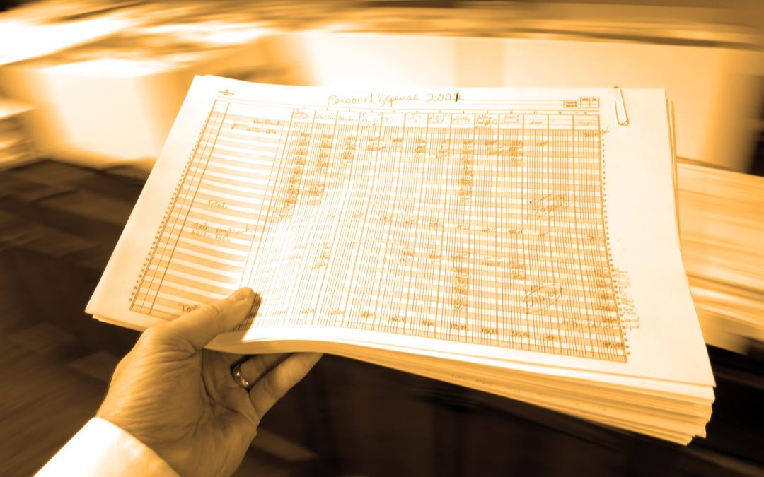Why Ditching Spreadsheets Improves Governance Risk and Compliance