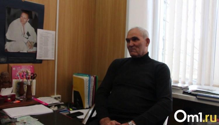 Александр Пушница: «Омску очень нужен дворец для самбо и игровых видов спорта»