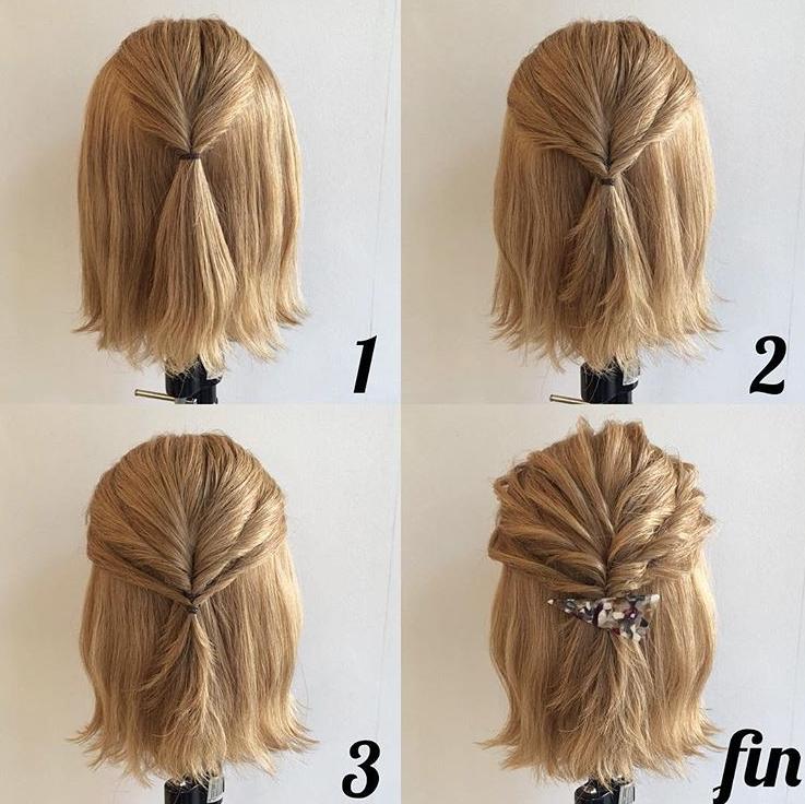 【編髮教學】分享5個超簡單的編髮造型教學 - 1on1全球家教資源網 Blog