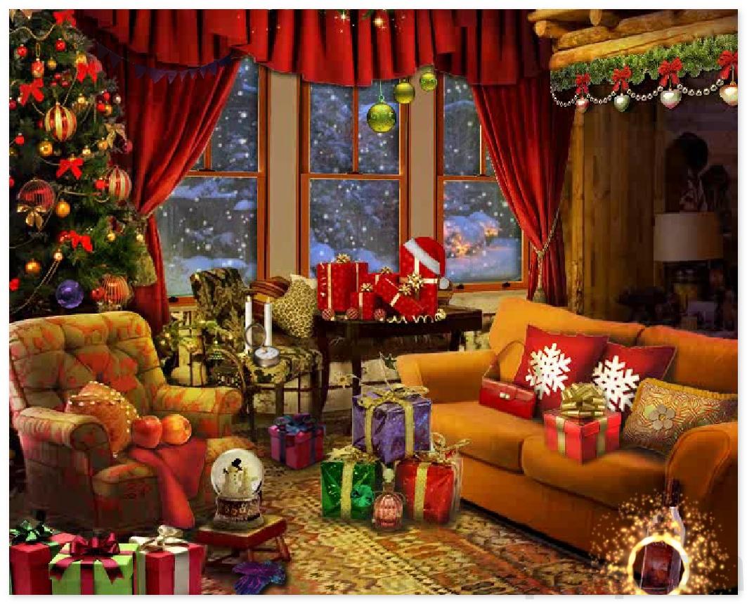 Christmas Star Hidden Objects Game Find Hidden Object
