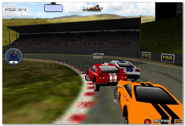 Arctic Drift Car Games Online Free