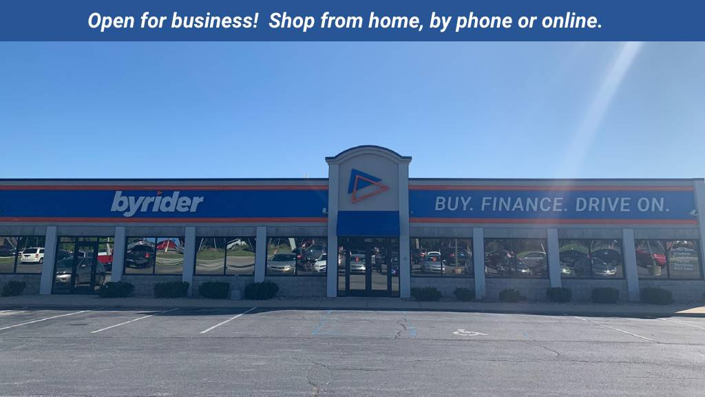 Used Car Dealership in Merrillville. IN 46410   Buy Here Pay Here   Byrider