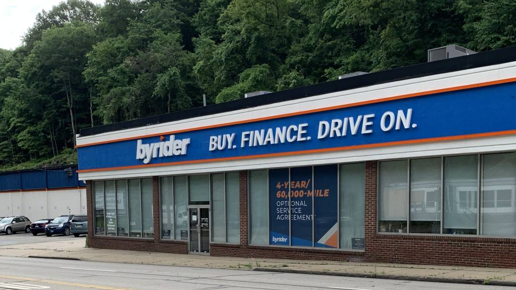 Used Car Dealership in Pittsburgh. PA 15226   Buy Here Pay Here   Byrider