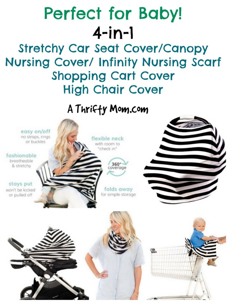 simple diy chair covers diem accessories 4 in 1 stretchy car seat cover nursing shopping cart strectchy high