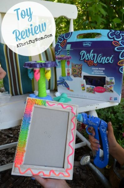 Dohvinci Color Mixer Review  Great Gift For Kids!  A