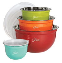 Mixing Bowl Set with lids - A Thrifty Mom - Recipes ...