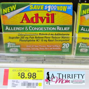 Image Result For Advil Allergy Congestion Relief