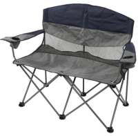 Double arm Love Chair  Dual seat camp chair on sale