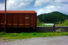 La gare de Postojna