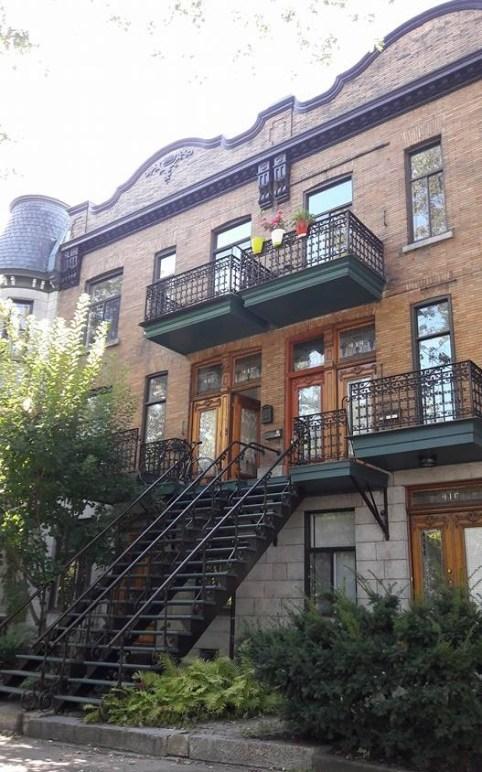 Photo maison Montréal