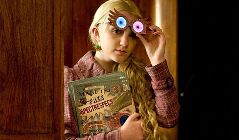 Harry Potter, Luna Lovegood