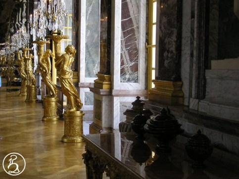 Versailles, vue intérieure