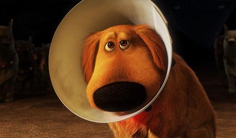 Doug, chien de Là-Haut (Pixar-Disney)