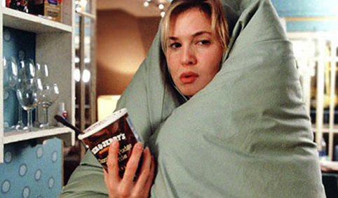 Journal d'une handi poisseuse Bridget Jones