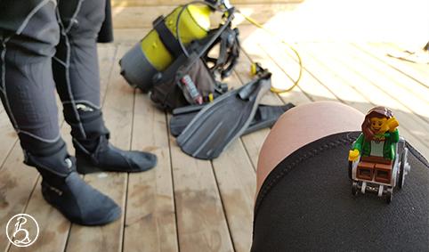 Handicap et loisirs plongée sous-marine