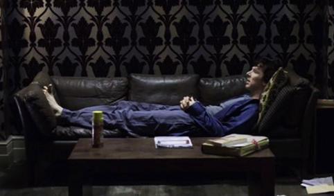Insomnie Sherlock Holmes (série)