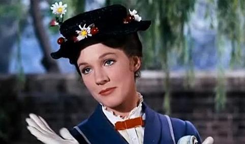 Choisir d'être heureux avec un handicap - Marry Poppins 1994