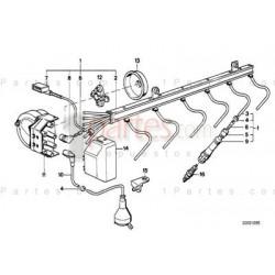 Cable de bobina|BMW|5 Series|7 Series|8 Series|E39|E34