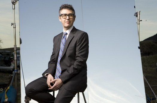 """Ira Glass, producer and host of """"This American Life."""""""