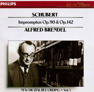 musique classique au piano, Alfred Brendl