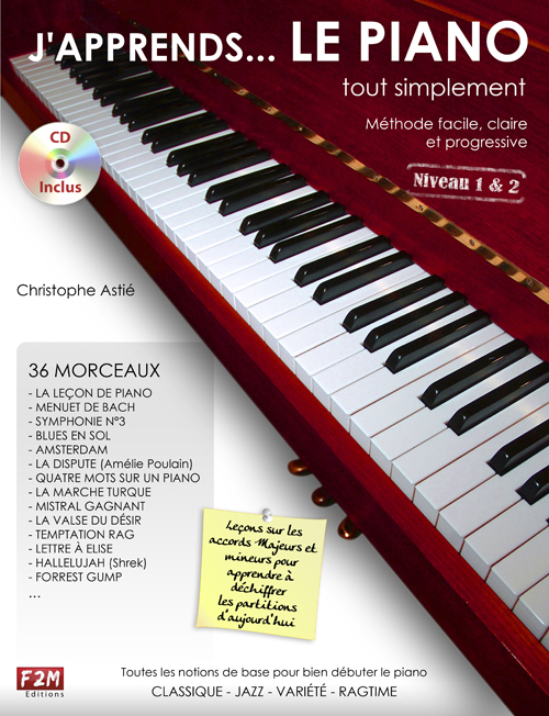 Methode de piano adulte
