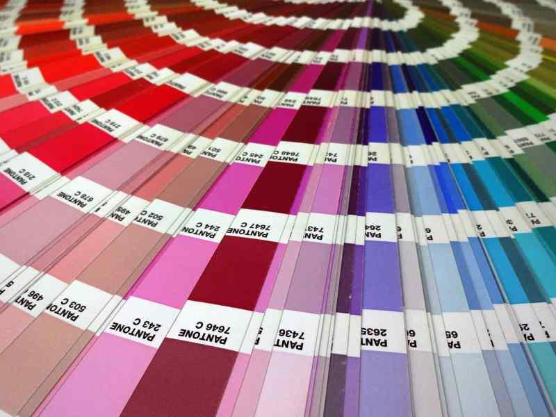 Nuances en couleurs