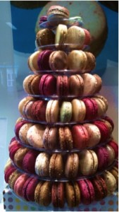 1 PIcture 1 Word Macaron Tower