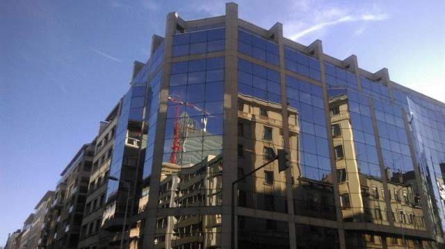 Architecture glint