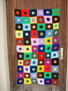 Door Patchwork