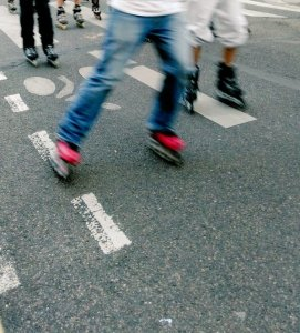 Rollerblade Style