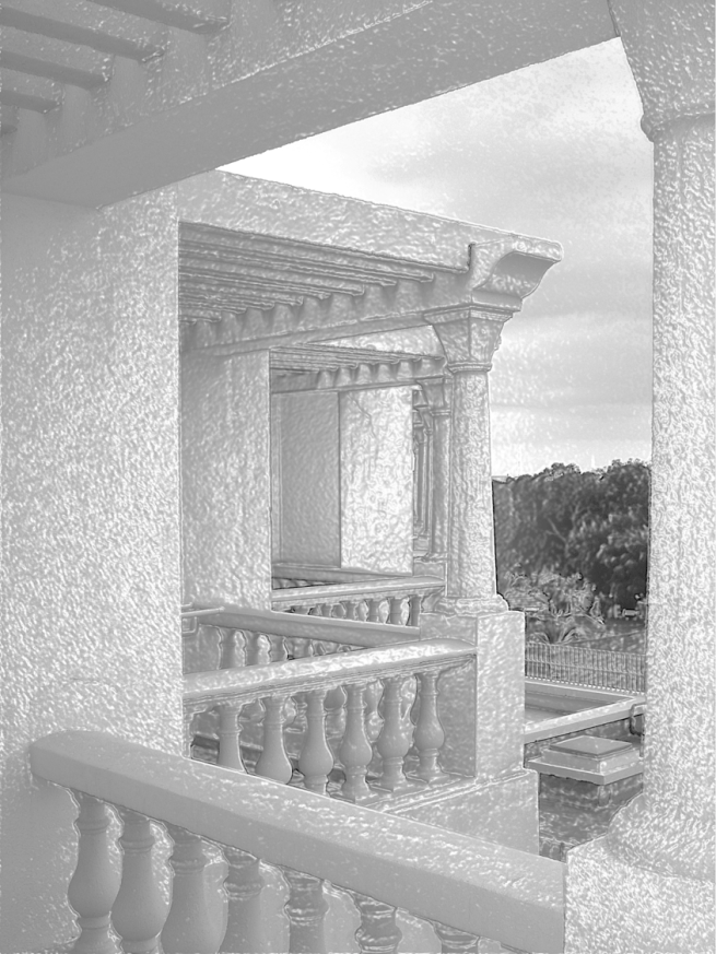 Column Balcony