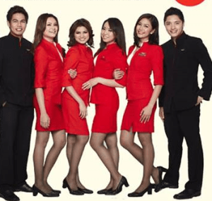 Air Asia Zest Male and Female Cabin Crew Job Hiring and Interview 2013