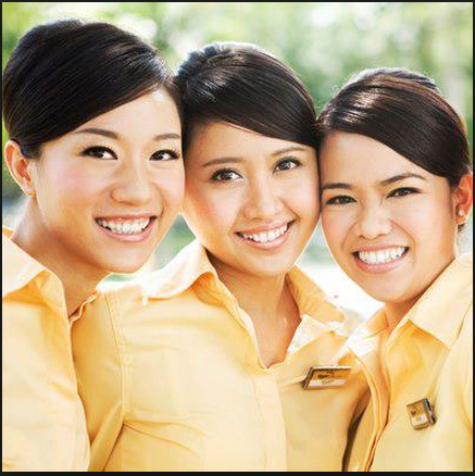 Female Cabin Crew Job Hiring