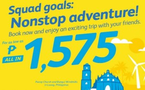 Cebu Pacific Seat Sale Promo September, October, November, December 2015 to January 2016