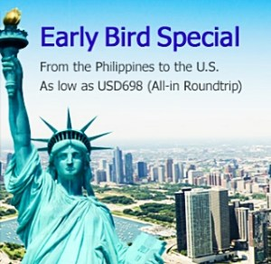 Asiana Airlines Promo Philippines to Los Angeles, New York, Chicago More