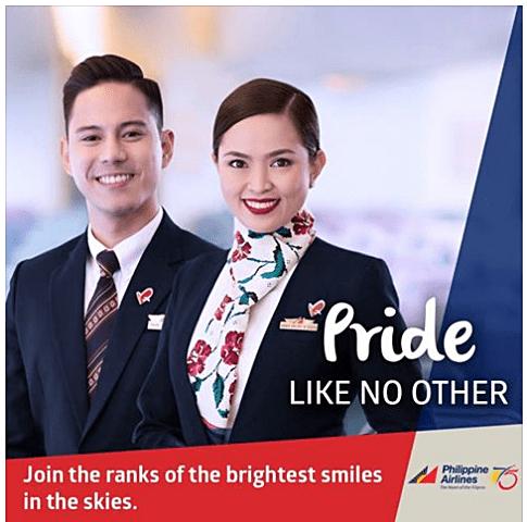 Philippine Airlines Cabin Crew Hiring