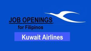 kuwait airlines jobs