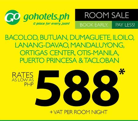Hotel Room Promos 2017