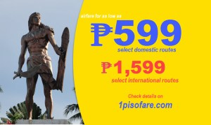 Cebu Pacific Air 2017 July, August, September Promo Fare