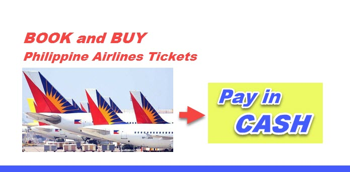 buy philippine airlines tickets pay cash