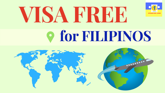 no need for visa for filipino