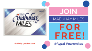 how to become a member of mabuhay miles