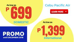 cebu pacific promo until december 2018