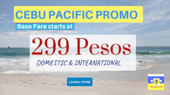 299 promo cebu pacific 2019