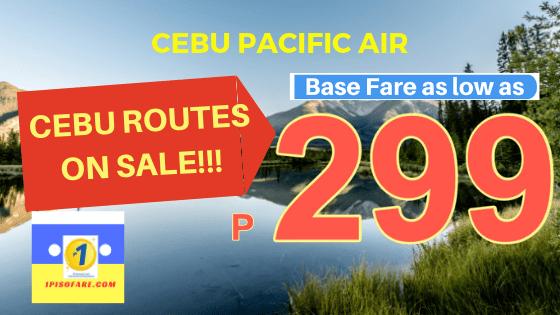 299 promo cebu routes