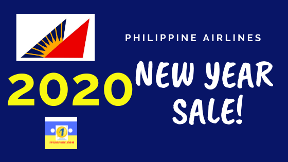 PAL 2020 New Year Sale