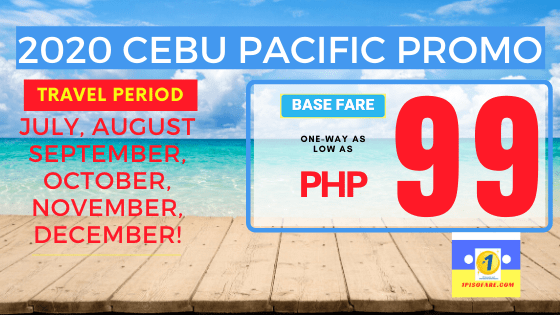 promo july to december 99 pesos