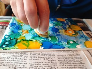 Abstract Art: Paint Small/Paint Big