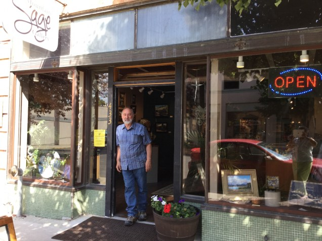 Mountain Sage Gallery -- a collective of member artists
